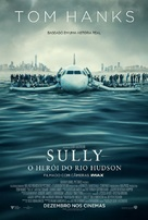 Sully - Brazilian Movie Poster (xs thumbnail)