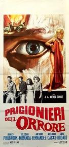 El sonido de la muerte - Italian Movie Poster (xs thumbnail)