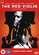 The Red Violin - British DVD movie cover (xs thumbnail)