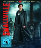 """Smallville"" - German Blu-Ray movie cover (xs thumbnail)"