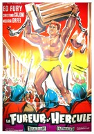 Ursus - French Movie Poster (xs thumbnail)
