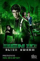 Ben 10: Alien Swarm - Movie Poster (xs thumbnail)