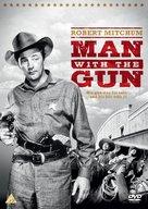 Man with the Gun - British DVD cover (xs thumbnail)
