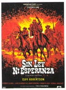 The Great Northfield Minnesota Raid - Spanish Movie Poster (xs thumbnail)