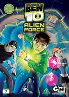 """Ben 10: Alien Force"" - Danish Movie Cover (xs thumbnail)"