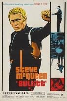 Bullitt - Argentinian Movie Poster (xs thumbnail)