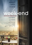 Le Week-End - Spanish Movie Poster (xs thumbnail)