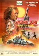 Dune Warriors - Czech Movie Cover (xs thumbnail)