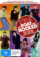 The Boat That Rocked - Australian Movie Cover (xs thumbnail)