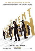 The Magnificent Seven - Teaser movie poster (xs thumbnail)