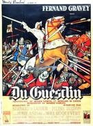 Du Guesclin - French Movie Poster (xs thumbnail)
