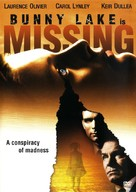 Bunny Lake Is Missing - DVD cover (xs thumbnail)