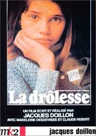 Drôlesse, La - French Movie Cover (xs thumbnail)