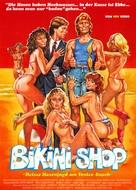 The Malibu Bikini Shop - German Movie Poster (xs thumbnail)