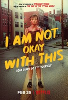 """""""I Am Not Okay with This"""" - Movie Poster (xs thumbnail)"""