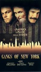 Gangs Of New York - Italian Movie Cover (xs thumbnail)