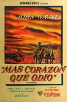 The Searchers - Argentinian Movie Poster (xs thumbnail)