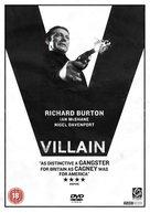 Villain - British Movie Cover (xs thumbnail)