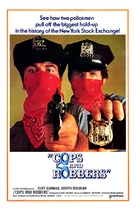 Cops and Robbers - Theatrical poster (xs thumbnail)
