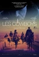 Les cowboys - Movie Poster (xs thumbnail)