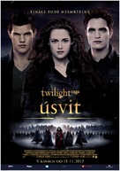 The Twilight Saga: Breaking Dawn - Part 2 - Slovak Movie Poster (xs thumbnail)
