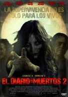 Survival of the Dead - Argentinian DVD movie cover (xs thumbnail)