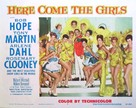 Here Come the Girls - Movie Poster (xs thumbnail)