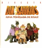 """""""Dinosaurs"""" - Argentinian Movie Poster (xs thumbnail)"""