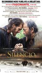 Silence - Argentinian Movie Poster (xs thumbnail)