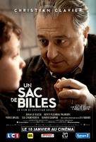 Un sac de billes - French Movie Poster (xs thumbnail)