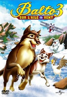 Balto III: Wings of Change - French DVD movie cover (xs thumbnail)