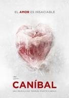 Caníbal - Spanish Movie Poster (xs thumbnail)