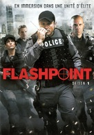"""Flashpoint"" - French DVD cover (xs thumbnail)"