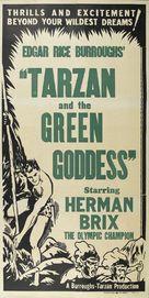Tarzan and the Green Goddess - Movie Poster (xs thumbnail)