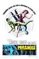 Paranoia - Movie Poster (xs thumbnail)