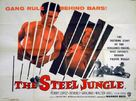 The Steel Jungle - Movie Poster (xs thumbnail)