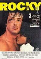 Rocky - Spanish Movie Poster (xs thumbnail)