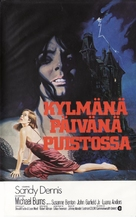 That Cold Day in the Park - Finnish VHS movie cover (xs thumbnail)