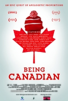 Being Canadian - Canadian Movie Poster (xs thumbnail)