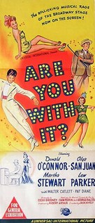 Are You with It? - Movie Poster (xs thumbnail)