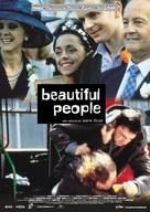 Beautiful People - Spanish Movie Poster (xs thumbnail)