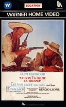 Il buono, il brutto, il cattivo - Italian VHS movie cover (xs thumbnail)