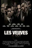 Widows - French Movie Poster (xs thumbnail)
