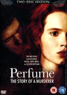 Perfume: The Story of a Murderer - DVD movie cover (xs thumbnail)