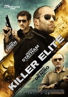 Killer Elite - Thai Movie Poster (xs thumbnail)