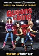 Les reines du ring - DVD cover (xs thumbnail)