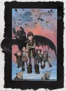 How to Train Your Dragon - poster (xs thumbnail)
