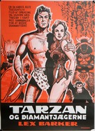 Tarzan's Savage Fury - Movie Poster (xs thumbnail)