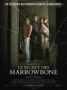 Marrowbone - French Movie Poster (xs thumbnail)
