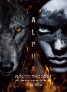 Alpha - Vietnamese Movie Poster (xs thumbnail)